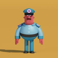 Characters Vol. 1 on Behance