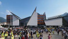 MUSE / Renzo Piano -  Trento, Italy