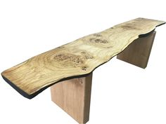 Modern Bench, Benches, Natural Wood, Canning, Home, House, Home Canning, Homes, Garden Seats
