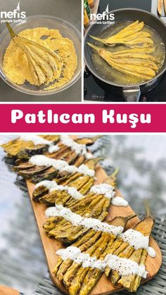 Joy Of Cooking, Turkish Recipes, Nutella, Vegetable Dishes, Diy Food, No Cook Meals, Food Art, Side Dishes, Food And Drink