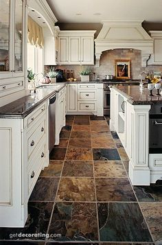Kitchens/Appliances/Counter Tops/Cabinets