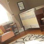 #nursery - I like this crib - Target's Dwell Studio line.