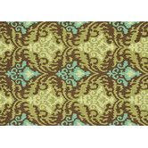 Found it at Wayfair - Francesca Brown / Green Rug