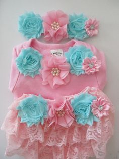 Sewing baby clothes newborn coming home 36 Best ideas Baby Tutu, Baby Girl Headbands, Baby Outfits Newborn, Baby Dress, Sewing Baby Clothes, Cute Baby Clothes, Baby Sewing, Girls Coming Home Outfit, Kids Fashion