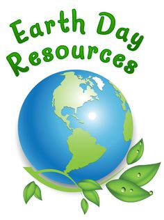 Earth Day Teaching Resources - Monday, April 22nd, is Earth Day, and here are a collection of free resources and teaching ideas to help you celebrate!