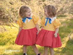 Halloween costumes for twins, triplets & siblings | #BabyCenterBlog