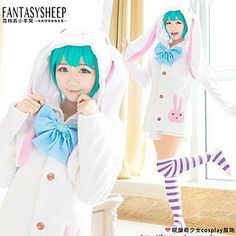 N.E.E.D.  NOW  Buy 'Kawaii Store – Bunny Cosplay Costume' with Free International Shipping at YesStyle.com. Browse and shop for thousands of Asian fashion items from China and more!