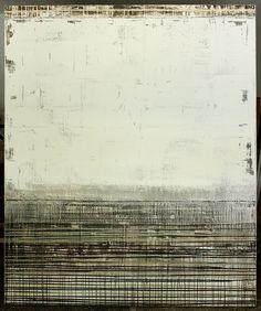 hetart: white wall - 180 x 150 cm - mixed media on canvas - CHRISTIAN HETZEL