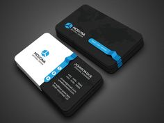Creative Business Card by vazon on @creativemarket