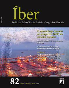 Revista de Didáctica de las Ciencias Sociales, Geografía e Historia