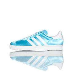 adidas WOMENS GAZELLE 2 SNEAKER - Color: Blue - Footwear/Casual starting at $29.95