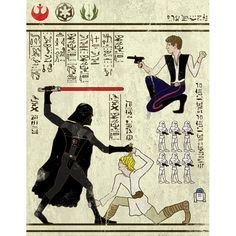 My design inspiration: Hero-glyphics: Force on Fab.