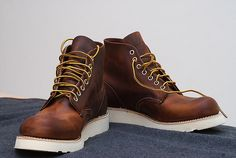 Red Wing Boots for Fall  (have to be uninsulated)  size 11 regular width