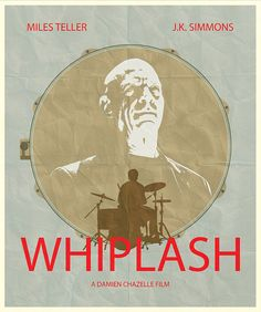 Whiplash Movie Print Whiplash Movie by SuddenGravityPosters