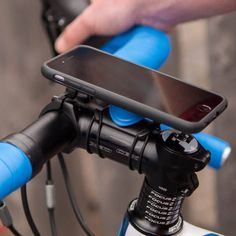 Quad lock iPhone 6 bike kit