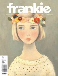Frankie Issue #55 Magazine