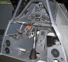 Focke Wulf Fw 190 D9 - Cockpit