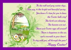 Have a wonderful easter may your basket be filled with hope easter m4hsunfo
