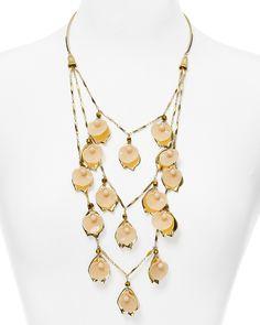 murex trumpet shell rose gold necklace Accessories Pinterest