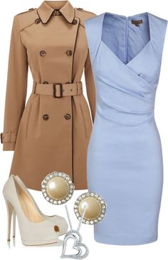"""""""work outfit"""" by raych-b ❤ liked on Polyvore"""