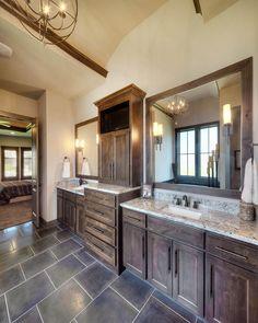 The Cedar Valley is a floor plan designed exclusively for Starr Homes and our locations in the Kansas City KS area. Bathroom Photos, Bathroom Layout, Bathroom Interior, Bathroom Ideas, Bathroom Goals, Interior Livingroom, Bathroom Art, Rustic Master Bathroom, Modern Bathroom