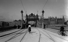 KAMPEN OM ASFALTEN: LANGEBRO, 1910