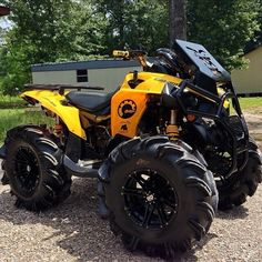 Can Am Atv, Snow Toys, Future Trucks, Quad Bike, Four Wheelers, Survival Mode, Buggy, Outdoor Toys, Dirtbikes