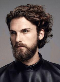 16 Best Frisuren Manner Locken Images In 2018 Man Hair Styles