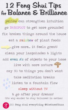 12 Feng Shui-tips voor een evenwichtig leven! Feng Shui Dicas, Consejos Feng Shui, Feng Shui House, Feng Shui Bedroom, Feng Shui Habitacion, Reiki, Feng Shui Basics, Fen Shui, Feng Shui Energy
