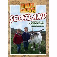 Travel With Kids: Scotland  DVD $14.95