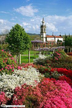 Parque do Arnado by Município de Ponte de Lima, Portugal