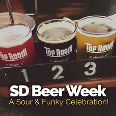 Come celebrate San Diego Beer Week @sdtaproom with a selection of sour & funky beers all day! 🍺🤤 . . . #sandiego #sandiegoca #pacificocean #onlyinpb #pacificbeach #missionbeach #missionbay #pb #oceanbeach #1904 #lajolla #california #92109 #beer #sandiegobeer #beertasting #sourbeer #lajollalocals #sandiegoconnection #sdlocals - posted by Pacific Beach, CA ☀️  https://www.instagram.com/pacific.beach. See more post on La Jolla at http://LaJollaLocals.com