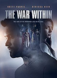 The War Within Movie Online. THE WAR WITHIN is a unique fantasy that takes viewers to a world that only God can see; the world of the inner man. Michael Sinclair (Brett Varvel) is a syndicated cartoonist whose dream of. Hd Movies, Film Movie, Movies Online, Movies And Tv Shows, Christian Films, At Least, War, Movie Posters, Cinema