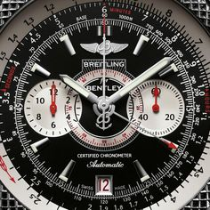 Breitling for Bently.  Beautiful.
