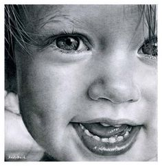 18 phenomenally realistic pencil drawings No, they're not photographs. These mind-blowingly realistic images are hand-drawn illustrations. Realistic Pencil Drawings, Graphite Drawings, Amazing Drawings, Amazing Art, Art Drawings, Beautiful Pencil Drawings, Photorealism, Portraits, Pencil Portrait