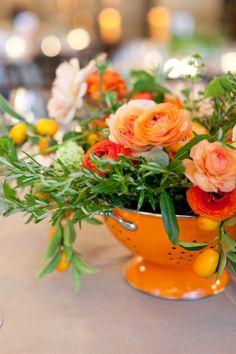 flowers by la fleuriste. photos by josh gruetzmacher.
