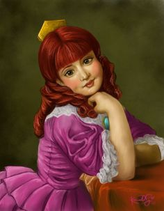 "Anastasia Tremaine by TottieWoodstock.deviantart.com on @DeviantArt - From ""Cinderella"""