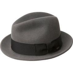 49c9e0bf001 Men s Bailey of Hollywood Bogan Fedora 37172BH Mens Activewear