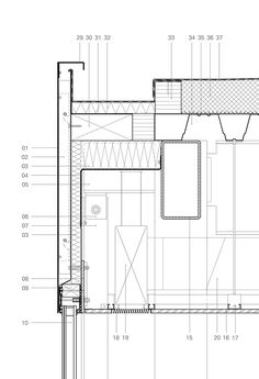 Design Hub Madrid construction detail - Javier...