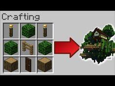 minecraft tips hacks / minecraft tips Minecraft Mods, Villa Minecraft, Minecraft Tree, Minecraft Secrets, Easy Minecraft Houses, Amazing Minecraft, Minecraft Decorations, Minecraft House Designs, Minecraft Blueprints