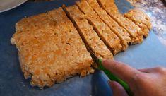 Recette: Bouchées de biscuits Ritz, sucrées, salées. Desserts With Biscuits, Christmas Baking, Cornbread, Fudge, Deserts, Goodies, Favorite Recipes, Treats, Candy