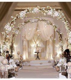 Decoração cerimonial! #wedding #dreams