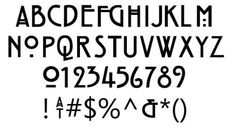 american horror story font - Google Search