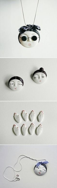 Jewellery by Dai Li / On the Blog!