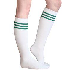 High Elasticity Girl Cotton Knee High Socks Uniform Dolphin Beach Women Tube Socks