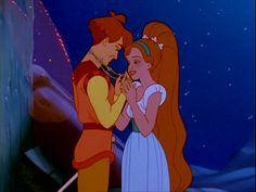 thumbelina not disney but still love