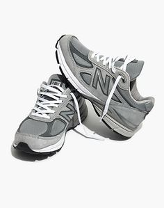 Madewell New Balance Sneakers Dad Sneakers, Sneakers Women, Tennis Shoes Outfit, Denim Shoes, Dad Shoes, New Balance Shoes, New Balance Sneakers, Nike Basketball, Nike Dunks