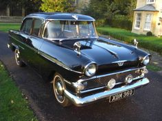 1959 Vauxhall Victor F-type Deluxe