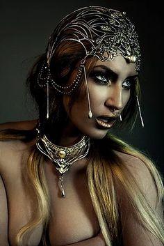 v-edgar-jewellery | Head Pieces