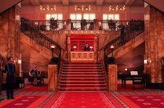 Resultado de imagen de gran hotel budapest